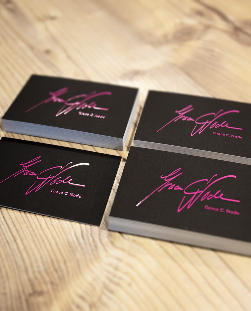 Business-Cards - Visitenkarten 1