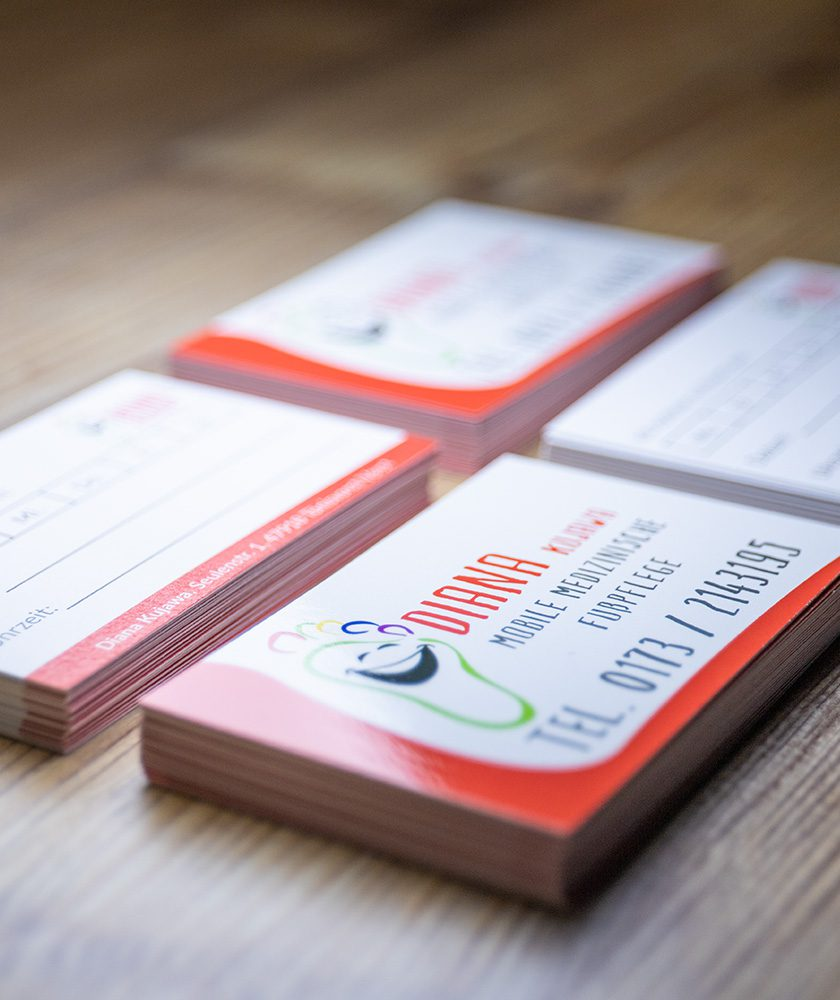 Business-Cards - Visitenkarten 4