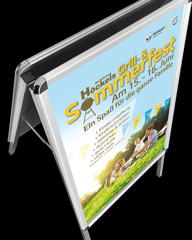 digitalisierend! Poster gestalten lassen kosten weniger als man denkt