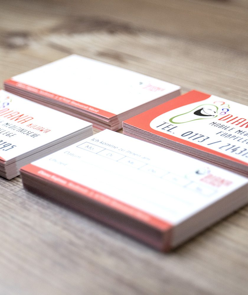 Business-Cards - Visitenkarten 5