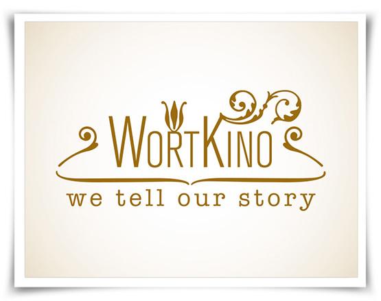 Wort-Bildmarke, Logo, Referenz, WortKino