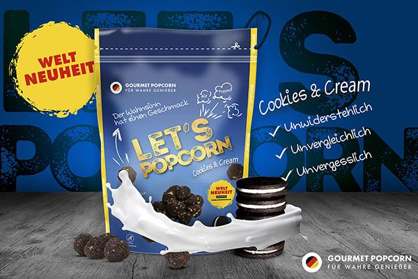 Let's Popcorn – Produkt-Werbung 2