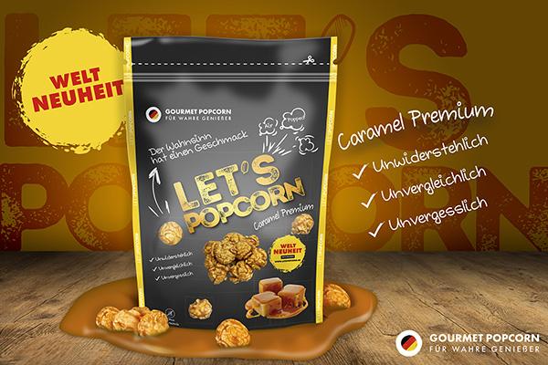 Let's Popcorn – Produkt-Werbung 5