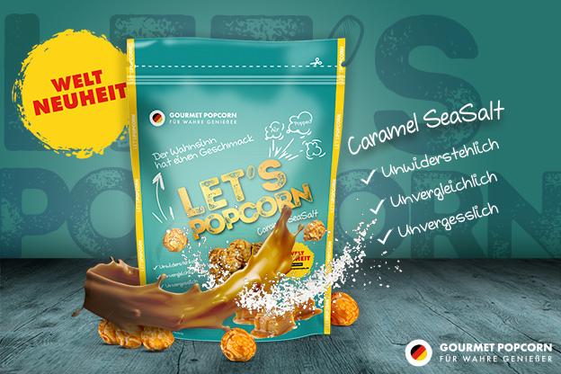 Let's Popcorn – Produkt-Werbung 3