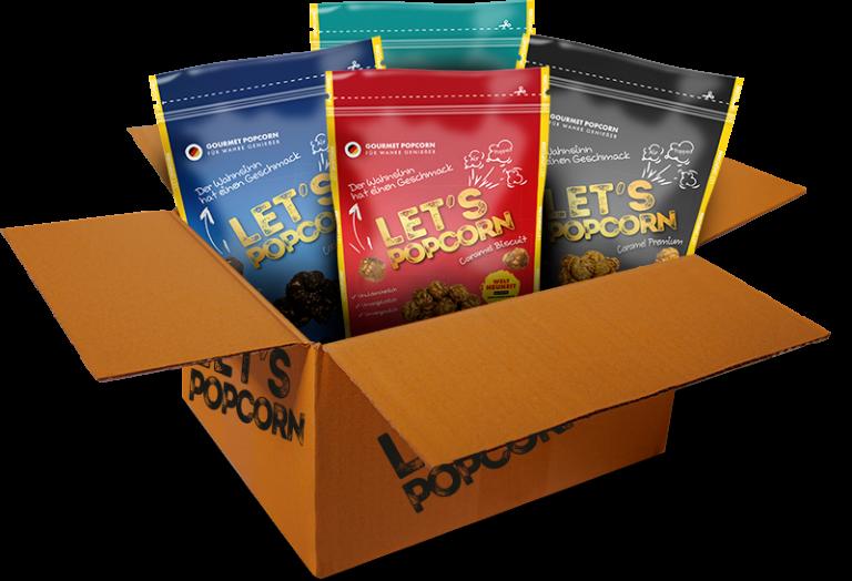 Let's Popcorn – Produkt-Werbung 6