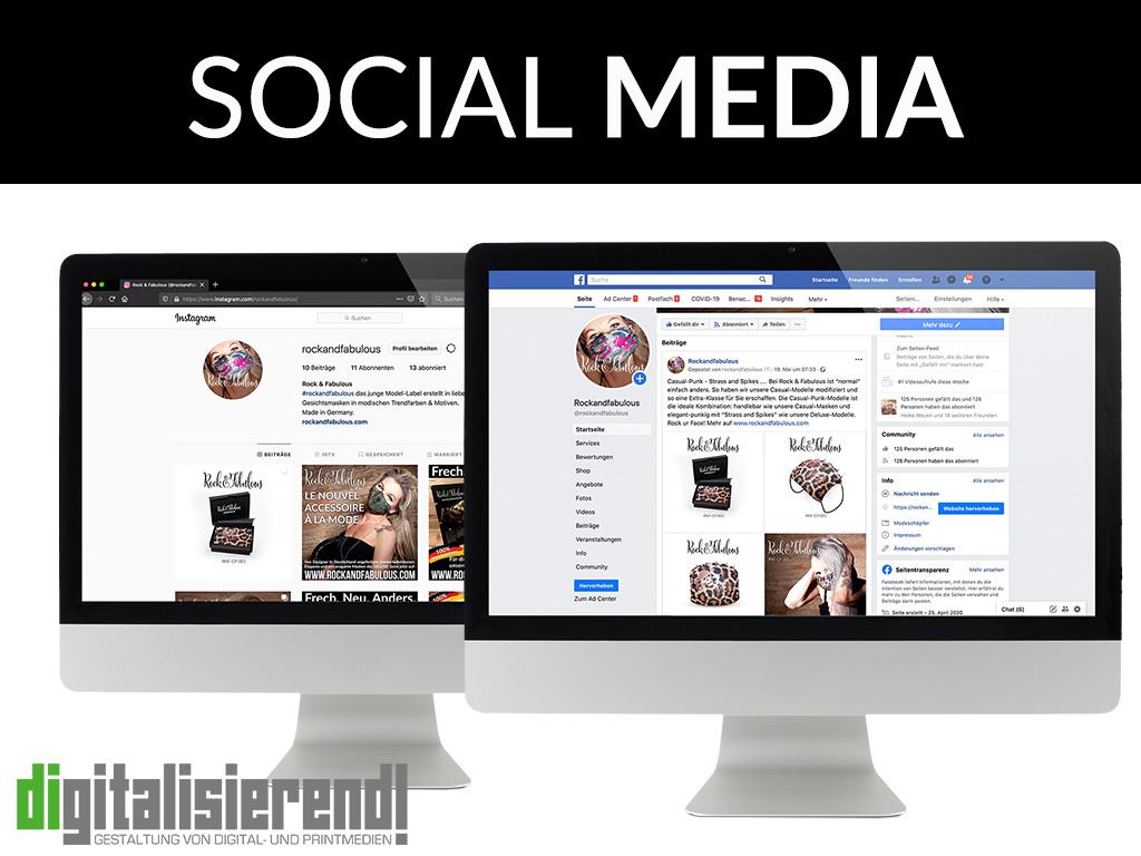 Social Media-Pflege & -Support - Preise und Leistungen 3