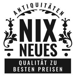 """Kunde """"Nix Neues – Antiquitäten"""""""