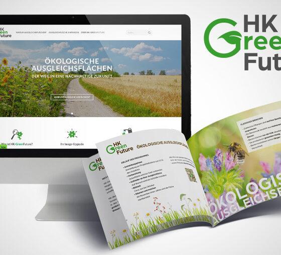 HK-GreenFuture, ökologische Ausgleichsflächen, nachhaltige Zukunft, design by digitalisierend